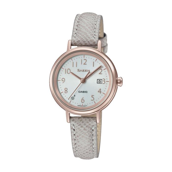 【送料無料!】カシオ SHS-D100CGL-7AJF レディース腕時計 シーン