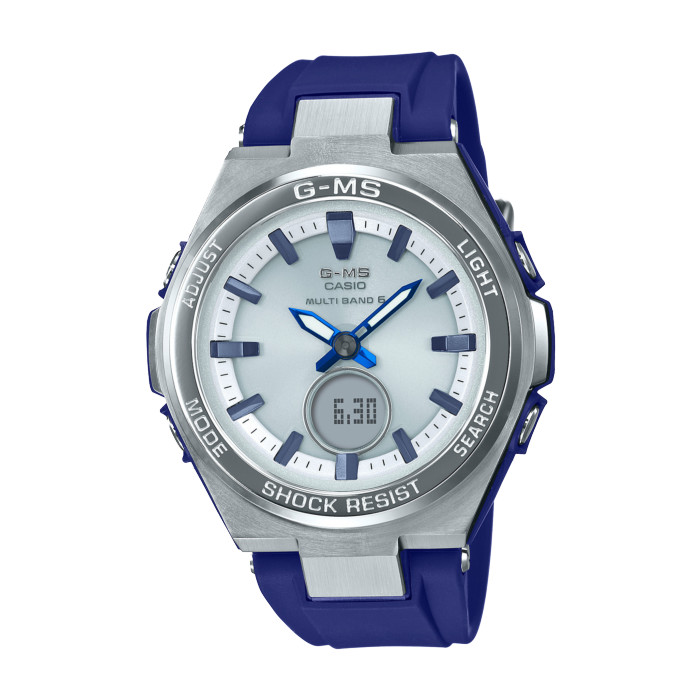 【送料無料!】カシオ MSG-W200-2AJF レディース腕時計 ベビーG