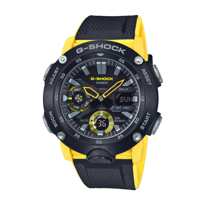 【送料無料!】カシオ GA-2000-1A9JF メンズ腕時計 Gショック