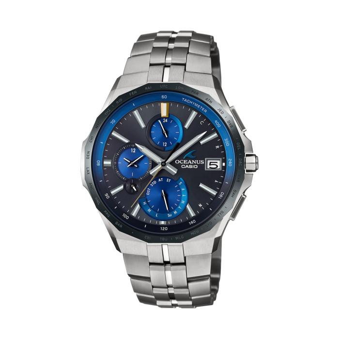 【送料無料!】カシオ OCW-S5000E-1AJF メンズ腕時計 オシアナス
