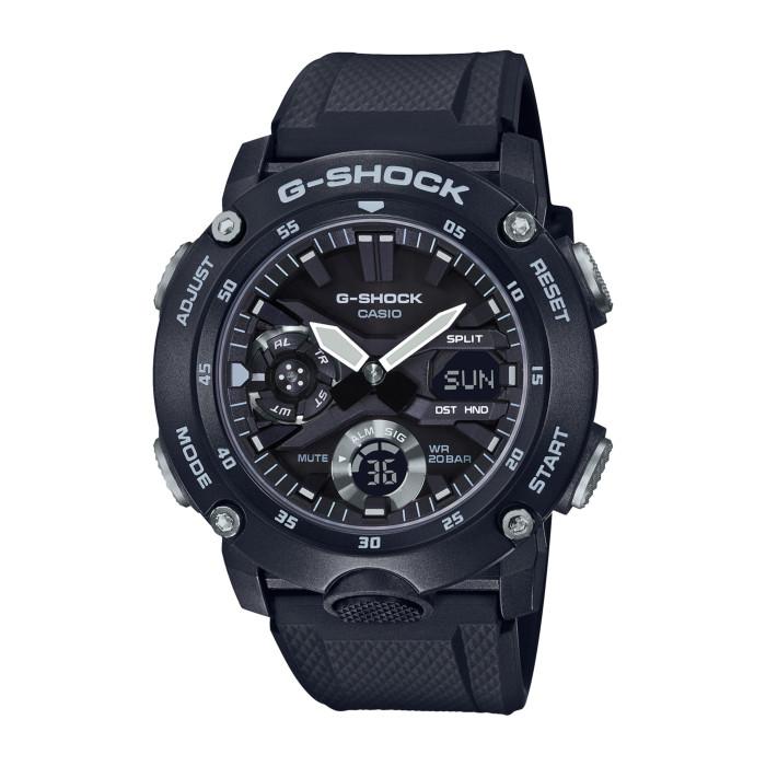 【送料無料!】カシオ GA-2000S-1AJF メンズ腕時計 Gショック