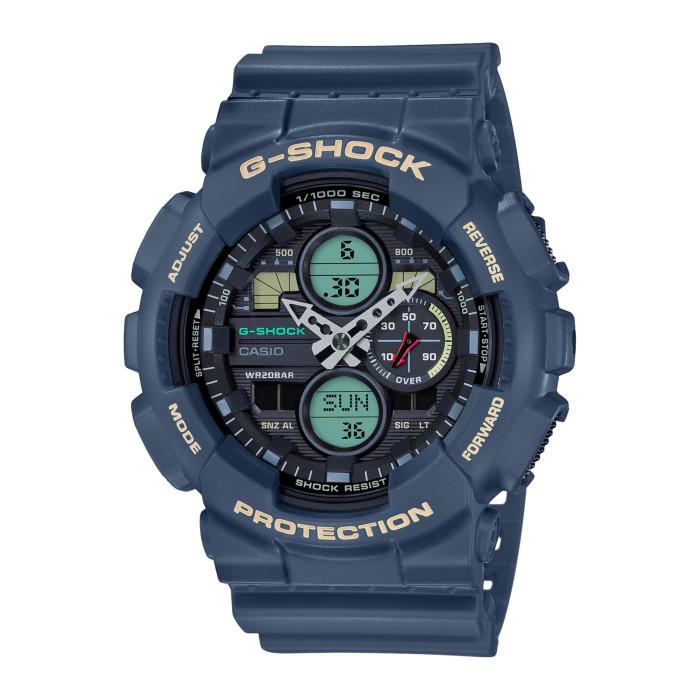 【送料無料!】カシオ GA-140-2AJF メンズ腕時計 Gショック