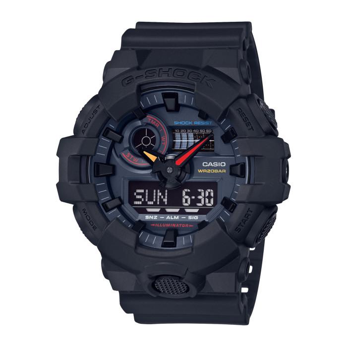 【送料無料!】カシオ GA-700BMC-1AJF メンズ腕時計 Gショック