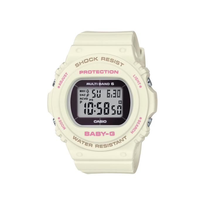 【送料無料!】カシオ BGD-5700-7JF レディース腕時計 ベイビーG