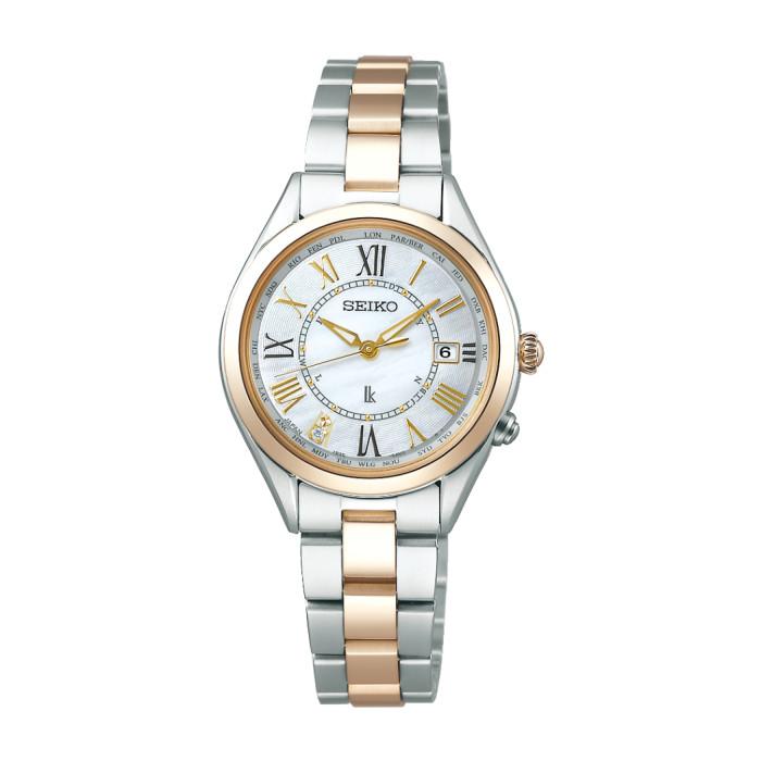 【送料無料!】セイコー SSQV066 レディース腕時計 ルキア NEWWATCH
