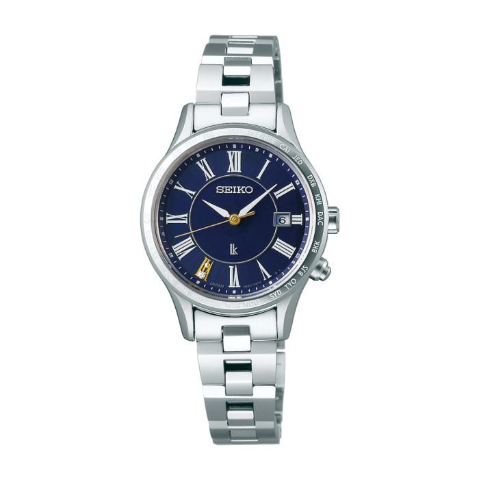 【送料無料!】セイコー SSVV051 レディース腕時計 ルキア