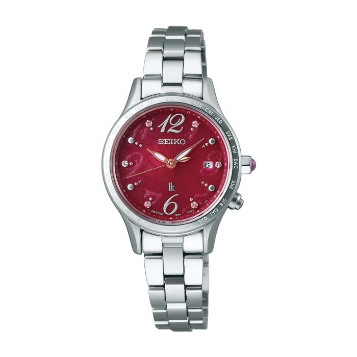 【送料無料!】セイコー SSVV043 レディース腕時計 ルキア