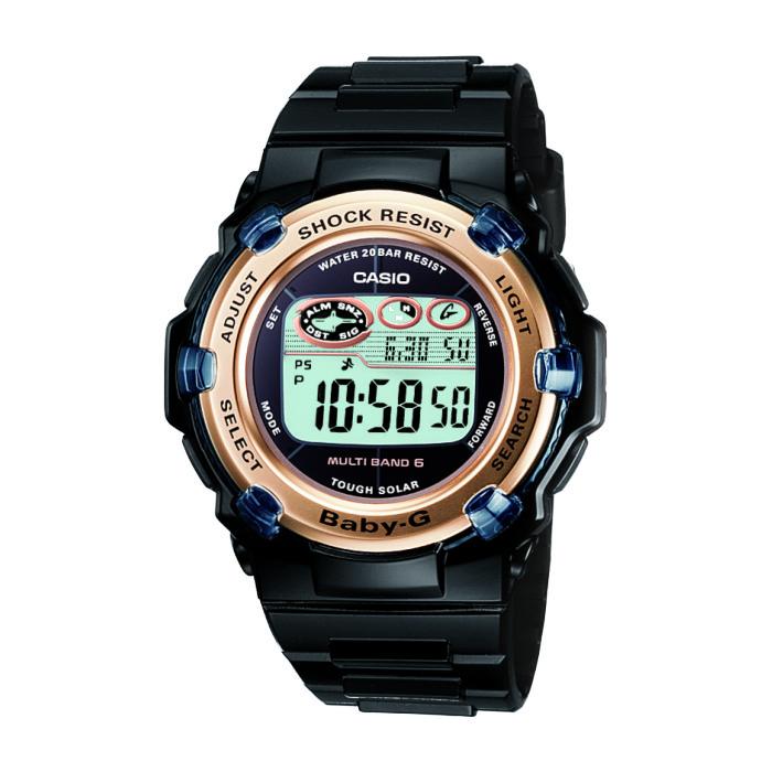 【送料無料!】カシオ BGR-3003-1JF レディース腕時計 ベビーG