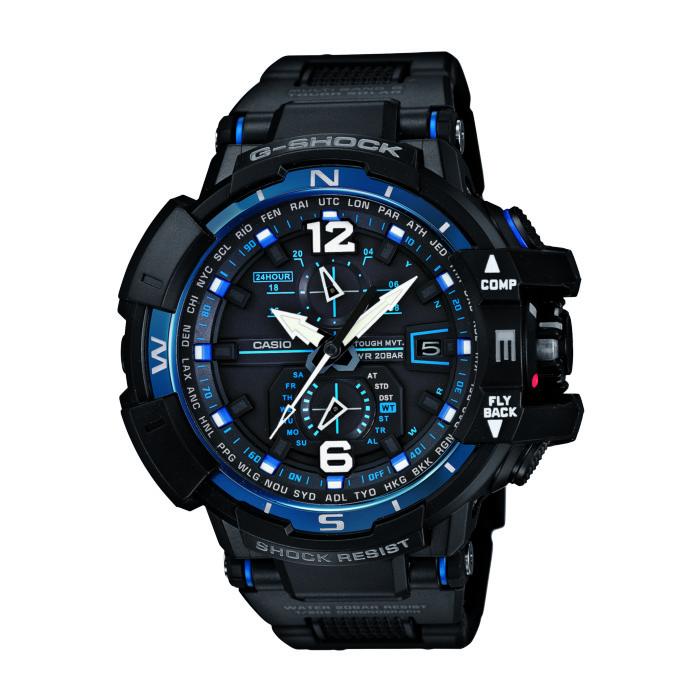 【送料無料!】カシオ GW-A1100FC-1AJF メンズ腕時計 G-SHOCK