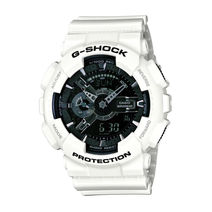 【送料無料!】カシオ GA-110GW-7AJF メンズ腕時計 G-SHOCK