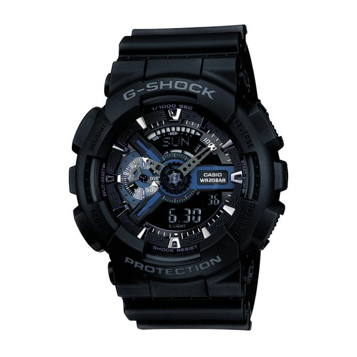 取寄品 【送料無料!】カシオ GA-110-1BJF メンズ腕時計 G-SHOCK