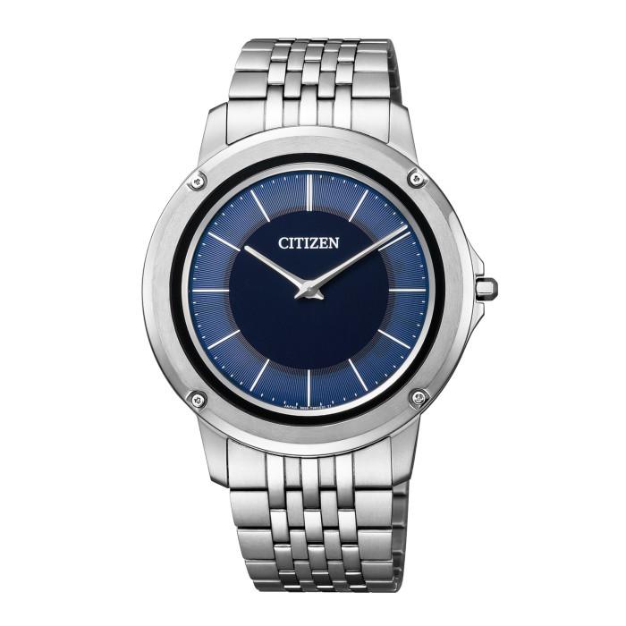 【ヤマト便】【送料無料!】シチズン AR5050-51L メンズ腕時計 エコ・ドライブワン