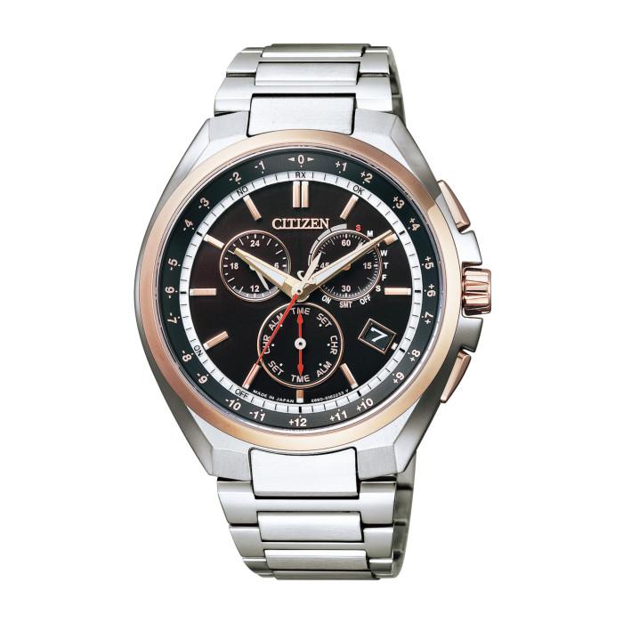 【送料無料!】シチズン CB5044-62E メンズ腕時計 アテッサ