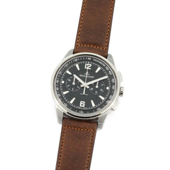 【ヤマト便】【送料無料!】ジャガー・ルクルト Q9028471 メンズ腕時計 ポラリス クロノグラフ