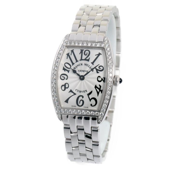 【ヤマト便】【送料無料!】フランクミュラー 1752QZ DP レディース腕時計 トノーカーベックス