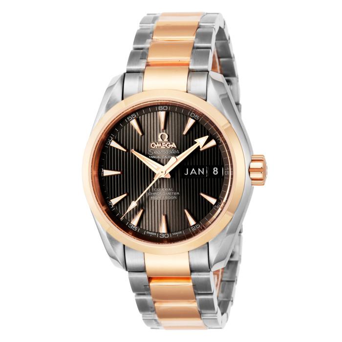 【ヤマト便】【送料無料!】オメガ 231.20.39.22.06.001 メンズ腕時計 シーマスターアクアテラ OMLOPD