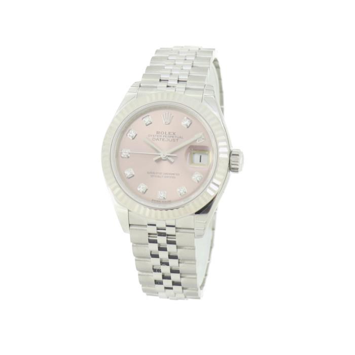 【送料無料!】ロレックス レディース腕時計 279174G(900)PK 【ROLEX】 ROLEX ロレックス ウォッチ 腕時計 女性 プレゼント ギフト 贈り物