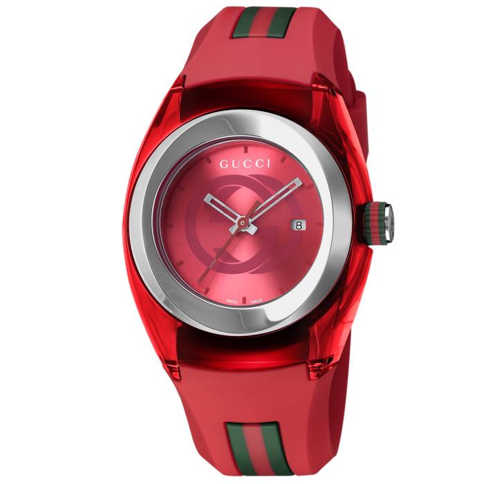 【送料無料!】グッチ レディース腕時計 YA137303(68) 【GUCCI】|GUCCI グッチ ウォッチ 腕時計 女性 プレゼント ギフト 贈り物