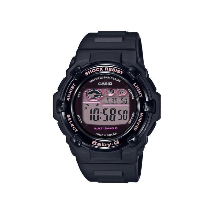 【送料無料!】カシオ BGR-3000CB-1JF レディース腕時計 ベイビーG