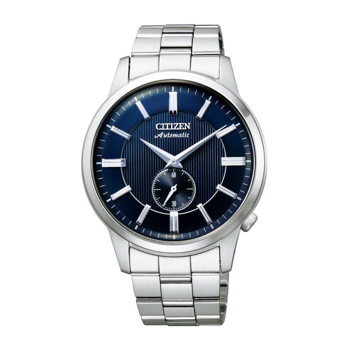 【送料無料!】シチズン NK5000-98L メンズ腕時計 シチズンコレクション|CITIZEN COLLECTION 男性 人気 プレゼント ギフト メカニカル クラシカルライン スモールセコンド シルバー ブルー