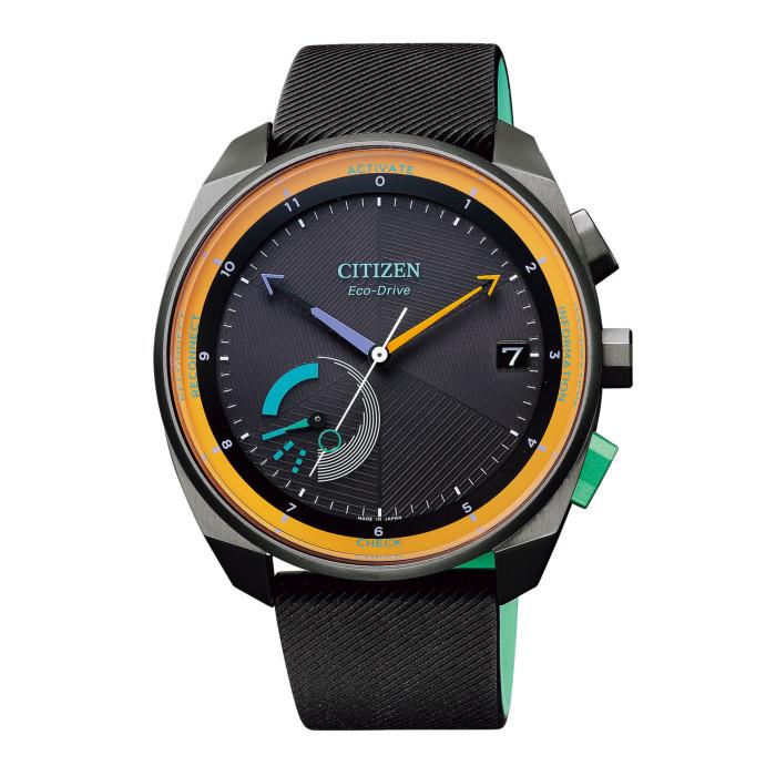 【送料無料!】シチズン BZ7005-07E メンズ腕時計 エコドライブリーバー