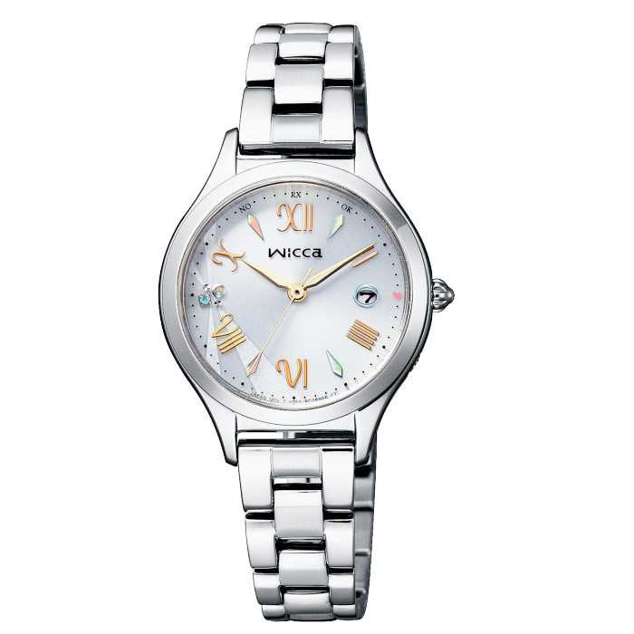 【送料無料!】シチズン レディース 腕時計 KS1-210-11 【CITIZEN】|CITIZEN ウィッカ ウォッチ 腕時計 人気 女性 プレゼント ギフト 贈り物