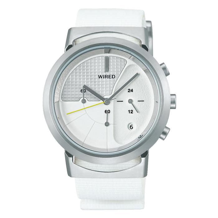 【送料無料!】セイコー AGAT434 メンズ腕時計 ワイアード