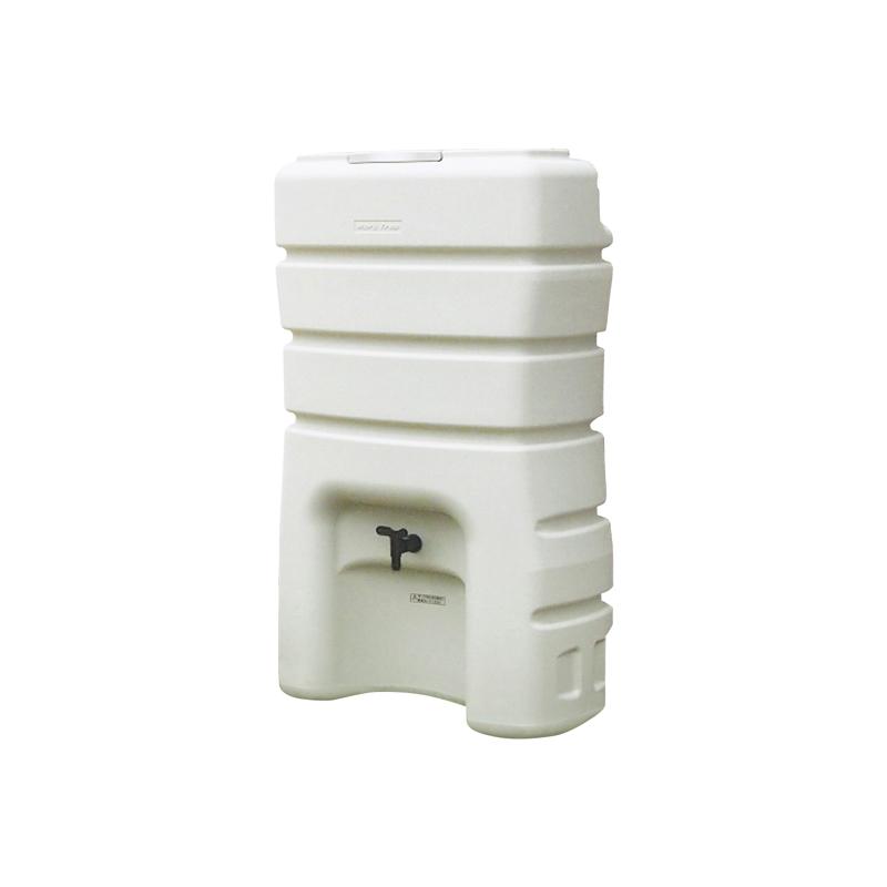 ガオナ 雨水タンク 雨水貯留 (おしゃれ 節水 140L貯水) GA-RR001