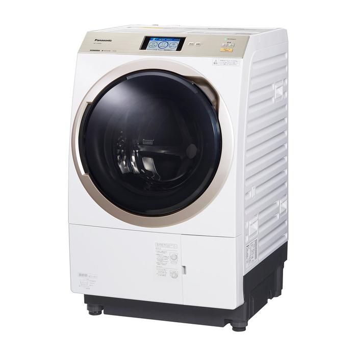 基本設置無料 埼玉・千葉・神奈川・東京都限定配送 パナソニック 11kg 左開き ドラム式洗濯乾燥機 NA-VX9900L-W クリスタルホワイト Panasonic NAVX9900L ドラム式洗濯機 ななめドラム 乾燥機能付き ヒートポンプ式 日本製