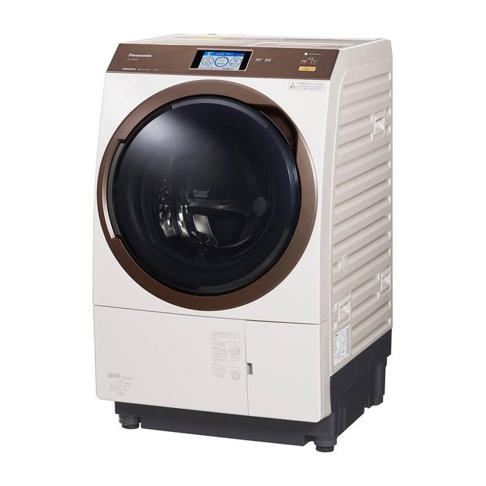 基本設置無料 埼玉・千葉・神奈川・東京都限定配送 パナソニック 11kg 左開き ドラム式洗濯乾燥機 NA-VX9900L-N ノーブルシャンパン Panasonic NAVX9900L ドラム式洗濯機 ななめドラム 乾燥機能付き ヒートポンプ式 日本製