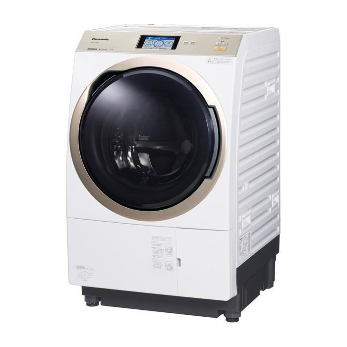 基本設置無料 埼玉・千葉・神奈川・東京都限定配送 パナソニック 11kg 右開き ドラム式洗濯乾燥機 NA-VX9900R-W クリスタルホワイト Panasonic NAVX9900R ドラム式洗濯機 ななめドラム 乾燥機能付き ヒートポンプ式 日本製