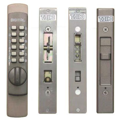 鍵のいらないプッシュボタン操作の補助鍵で引き違い戸に使用できる 暗証番号式引き違い戸錠 鍵 デジタルロック 防犯対策 引き戸 定価の67%OFF 引戸 P900 激安セール