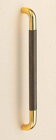 【新築工事】【戸建】【ドアハンドル】ステンレスと積層を使用したドア取っ手(ハンドル) ドアハンドル ステン丸棒取っ手 両面用 600ミリ【引戸に最適】