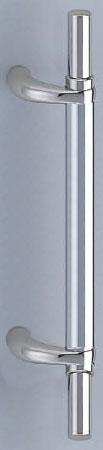 【新築工事】【戸建】【ドアハンドル】ステンレスを使用したドア取っ手(ハンドル) ドアハンドル ステンレノマ取っ手 両面用 鏡面磨 600ミリ【引戸に最適】