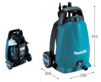 【高圧洗浄機】【家庭用】makita 家庭用高圧洗浄機700【マキタ】
