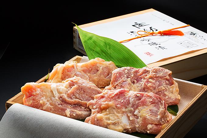 庄助酒彩吟醸漬味くらべセット美味鶏セット