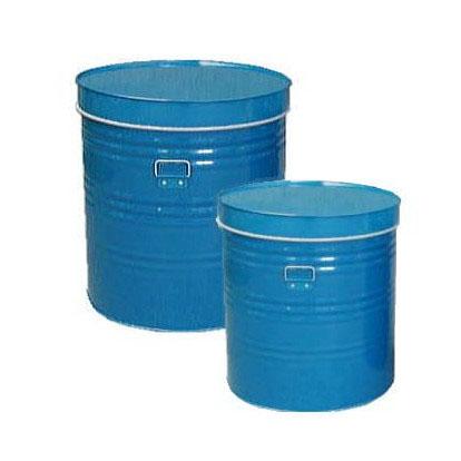 穀物貯蔵缶 丸缶2缶セット(1斗缶・2斗缶セット)