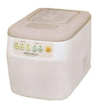 エムケー 餅つき機 もちつきCooker RMJ-18TN 1升タイプ【smtb-ms】[生地づくり 蒸す つく こねる 上蒸し式 MK]