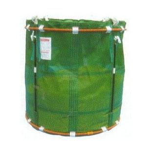 (法人or営業所で引き取り送料無料) 田中産業 タヒロン 自立型タヒロン 堆肥メッシュバッグ 畜産用 簡易堆肥器