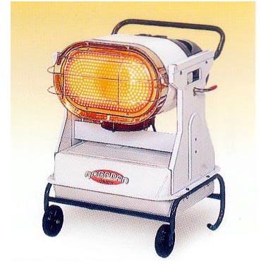 業務用赤外線オイルヒーター ロボ暖 HR120D オリオン