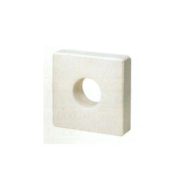 壁面断熱材 ALCメガネ石 穴口径70mm・106mm・120mm・130mm(穴口径選択)厚み150mm