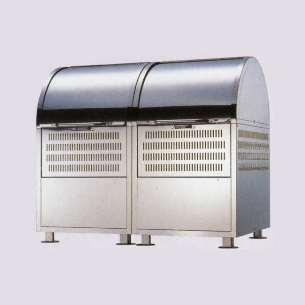 環境ステーション WS-1200 (幅1200×容量660L)[ステーションボックス ワイドステーション]