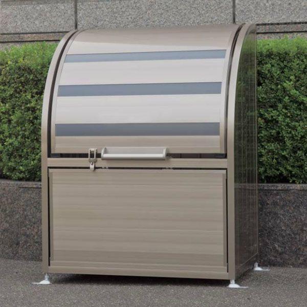大型ごみ箱 集積保管用 ゴミストッカー AP2型 425L GSAP2-0912SC 組立式 [ゴミステーション 環境ステーション 大型 集積ゴミ箱 四国化成 マンション アパート]