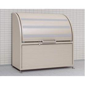 大型ごみ箱 集積保管用 ゴミストッカー AP2型 575L GSAP2-1212SC 組立式 [ゴミステーション 環境ステーション 大型 集積ゴミ箱 四国化成]