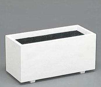 ホワイトプランター W-100型 ファイバーグラス製 大和プラスチック