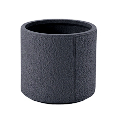 トーシン プランター GRC 石材調M型 石材調丸型プランター GTMG-460 TOSHIN ※底面給水タンクプラスウォーターセットもあります