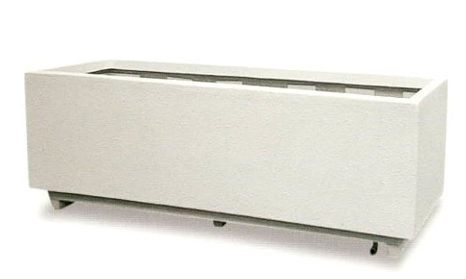 トーシン プランター 【軽量FRP】 大型 FRP シリーズ (角) FRK-1550AW