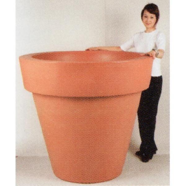巨大植木鉢【ディスプレイプランター】 Vas-One直径130cm