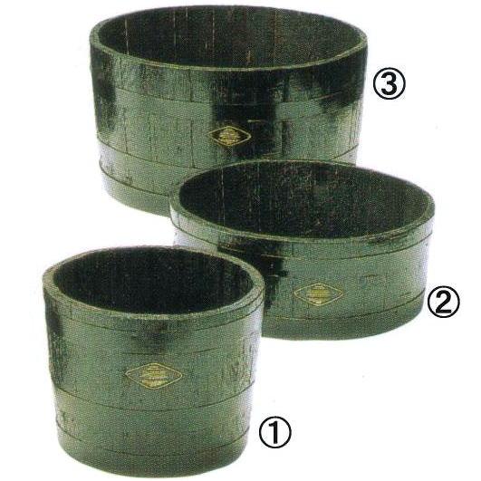 ウイスキー樽プランター 椀型70 W-GB-7240 【smtb-ms】