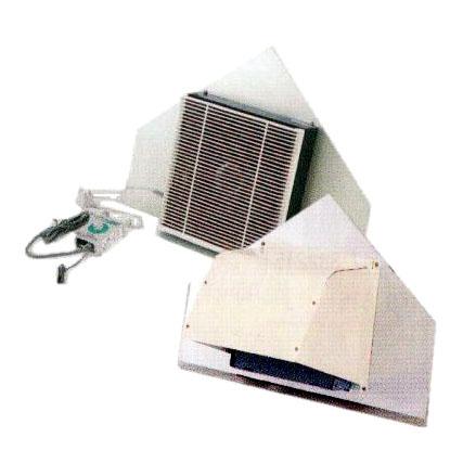 温室 プチカ用換気扇・取付パネル付きWPK20**C+WPKP***B 【smtb-ms】
